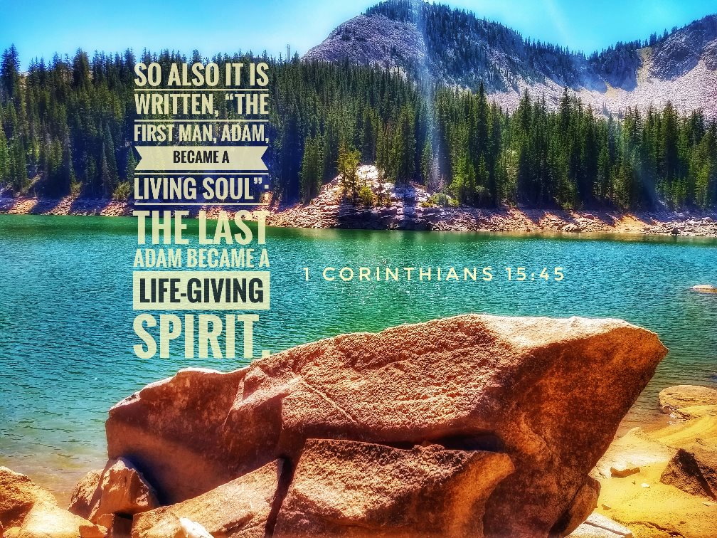 Life-Giving-Spirit