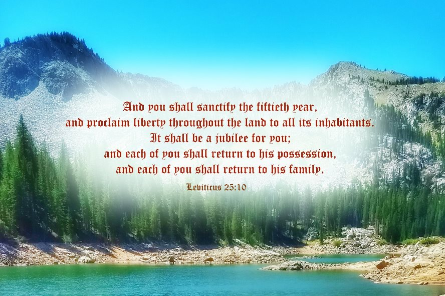 Leviticus25-10-Year-of-Jubilee